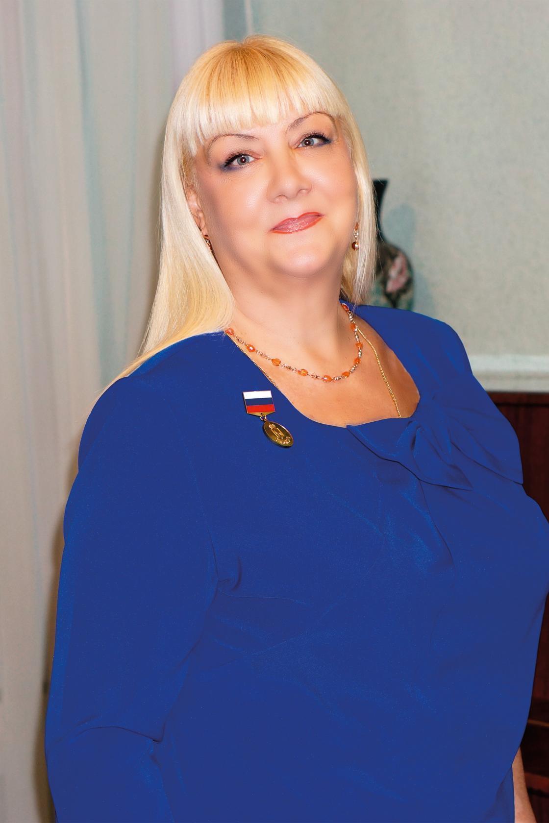 Ляховская Ольга Борисовна
